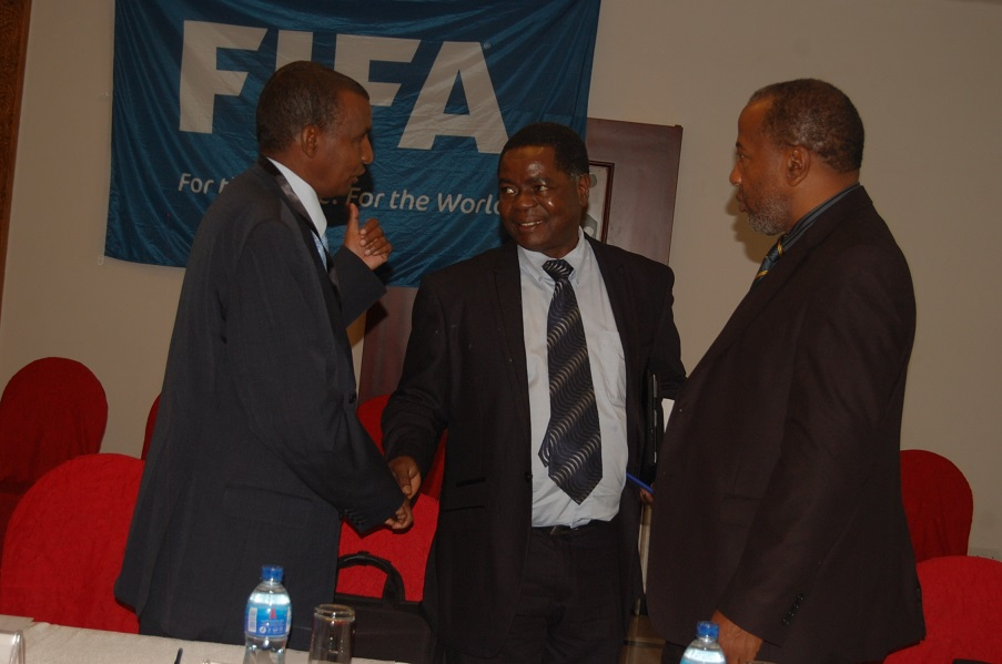 FIFA praises Somali FA media department for doing a fantastic job