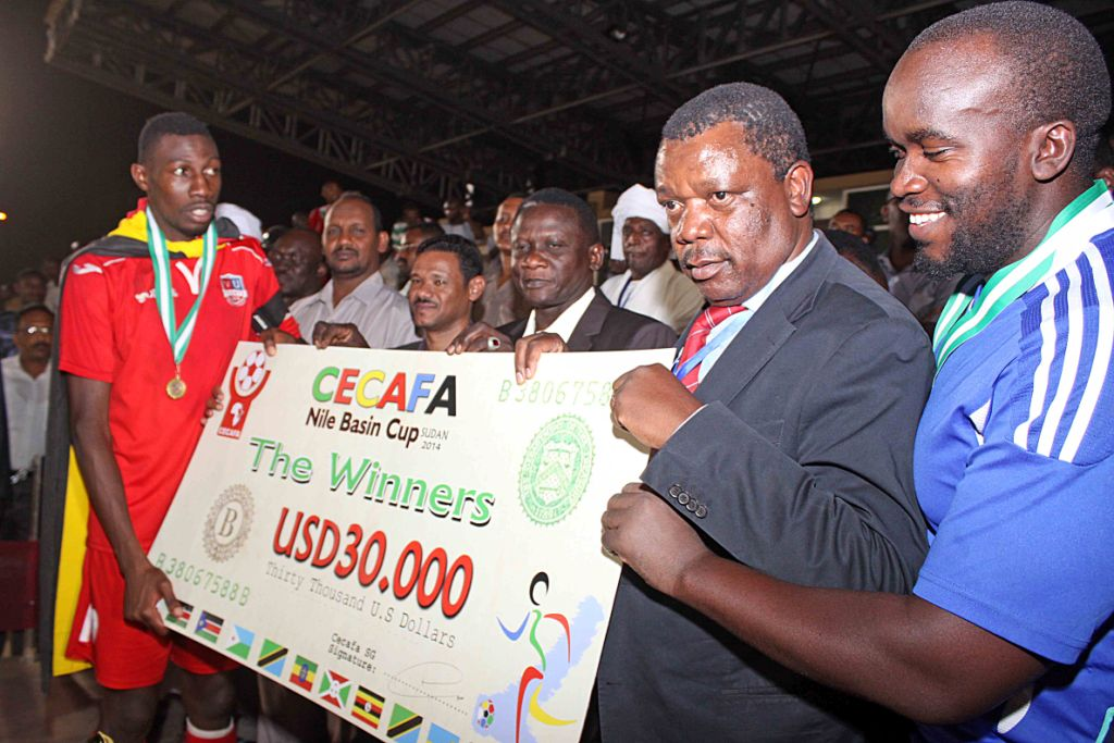 Nile Basin Cup: Victoria University beat AFC Leopards to lift Basin Cup