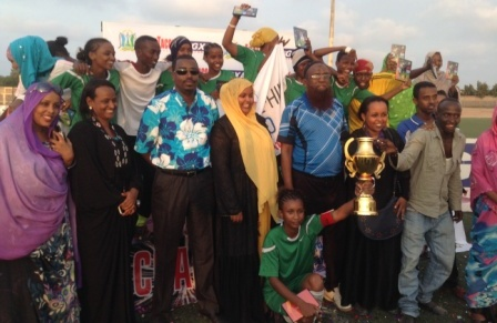 Djibouti: Quartier 3 FC wins Djibouti women's football league
