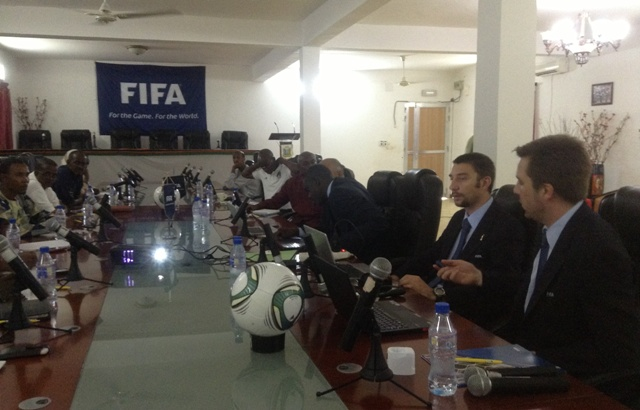 Djibouti: FIFA delegation shows satisfaction at the end of Djibouti tour