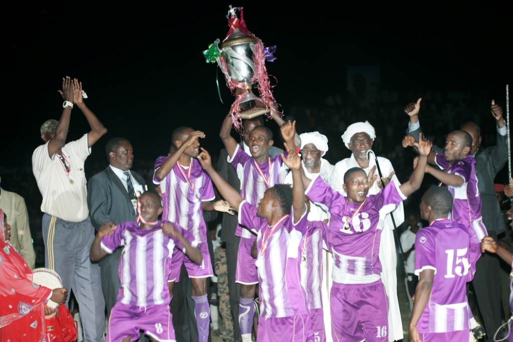 BURUNDI's Vital'O sensationally won the 2013 Cecafa Kagame Club Cup by beating three-time champions APR of Rwanda 2-0