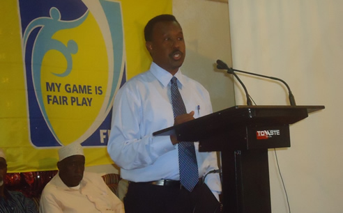 Somali FA: Early preparations for Rio 2016 & African youth games