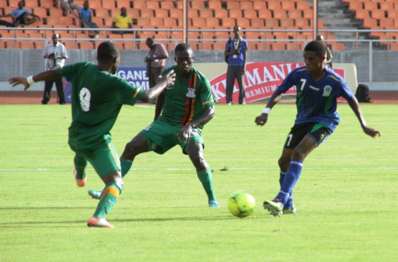 CECAFA 2013 Zambia 1-0 Burundi: Mbewe comes off the bench to win it for Chipolopolo