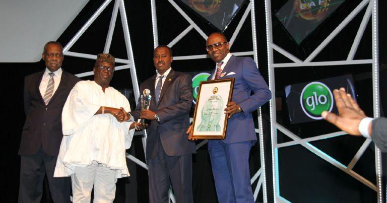 Somali FA president Abdiqani crowned African football leader of the year